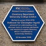 Sir Christopher Ingold