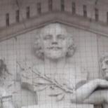 Shakespeare bust - Wyndham's