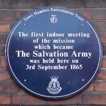 Salvation Army - indoors
