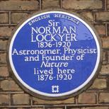 Sir Norman Lockyer