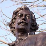 James McNeill Whistler statue