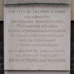 City of London School - EC4 - Q.Victoria St