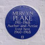 Mervyn Peake