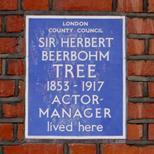 Herbert Beerbohm Tree