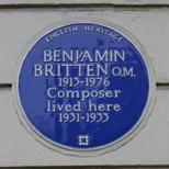 Benjamin Britten - SW5