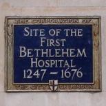 Bethlehem Hospital - first