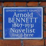 Arnold Bennett - SW1