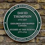 Grey Coat School - David Thompson