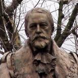 Samuel Bevington statue