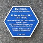 Sir Derek Barton