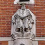 Whitgift statue