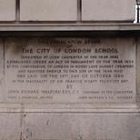 City of London School - EC4, Embankment