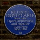 Richard D'Oyly Carte - NW5