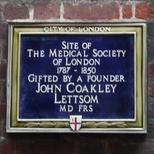 Medical Society and Lettsom