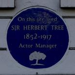 Herbert Beerbohm Tree SW1