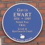 Gavin Ewart