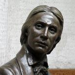 Keats statue at Guy's Hospital