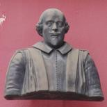 Shakespeare bust - EC1