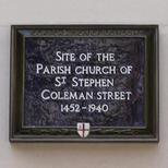 St Stephen Coleman