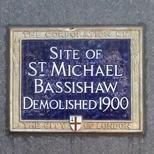 St Michaels Bassishaw