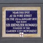 Sir Ebenezer Howard
