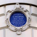 Fryderyk Chopin - Eaton Place