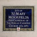 St Mary Moorfields