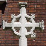 WW1 cross at St Botolph's
