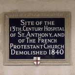 Hospital of St. Anthony & French Protestant Church