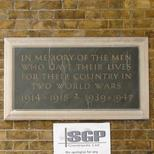 Brewery - War Memorial