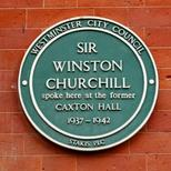 Winston Churchill - Caxton Hall