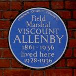 Field Marshal Allenby