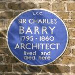 Sir Charles Barry - SW4
