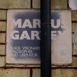 Marcus Garvey - Beaumont Crescent