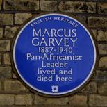 Marcus Garvey - Talgarth Road
