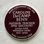 Caroline DeCamp Benn