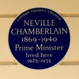 Neville Chamberlain - SW1