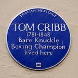 Tom Cribb English Heritage