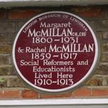 Margaret and Rachel McMillan