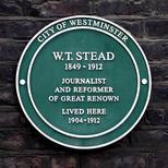 W. T. Stead - SW1