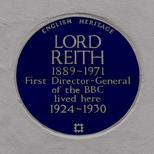 Lord Reith - SW1
