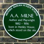 A. A. Milne - NW6