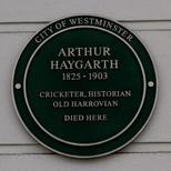 Arthur Haygarth