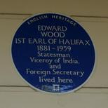 Earl of Halifax