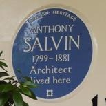 Anthony Salvin