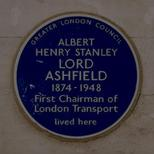 Lord Ashfield - W1