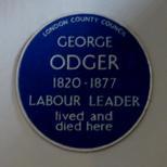 George Odger