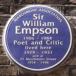 Sir William Empson