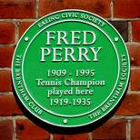 Fred Perry - Meadvale Road