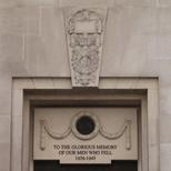 Lloyd's of London WW2 memorial